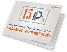 marketing agencies choose adigo conferencing